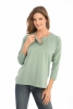 Henley in Sage